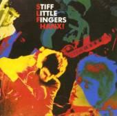 STIFF LITTLE FINGERS  - CD HANX + 3