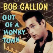 GALLION BOB  - CD OUT OF A HONKYTONK