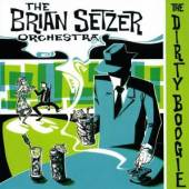 BRIAN SETZER ORCHESTRA  - CD THE DIRTY BOOGIE