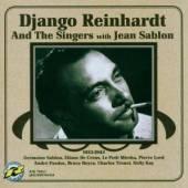 REINHARDT DJANGO AND  - CD DJANGO REINHARDT AND THE