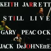 JARRETT PEACOCK DEJOHNETTE  - CD STILL LIVE