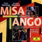 CHUNG KYUNG WHA  - CD MISA TANGO