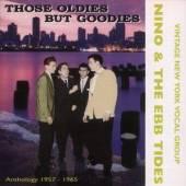 NINO & THE EBB TIDES  - CD ANTHOLOGY 1957-1965