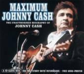 CASH JOHNNY  - CD MAXIMUM-BIOGRAPHY