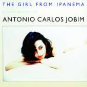 JOBIM ANTONIO CARLOS  - CD THE GIRL FROM IPANEMA