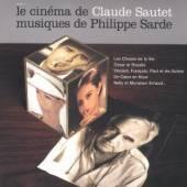 SARDE PHILIPPE  - CD HOMAGE A CLAUDE SAUTET