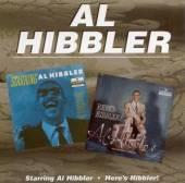 HIBBLER AL  - CD STARRING AL HIBBLER C/W H