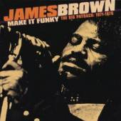 BROWN JAMES  - 2xCD MAKE IT FUNKY