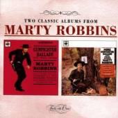ROBBINS MARTY  - CD GUNFIGHTER BALLADS/MORE G