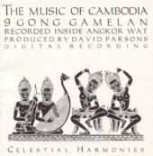 VARIOUS  - CD 9 GONG GAMELAN -MUSIC OF