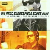 BUTTERFIELD PAUL  - CD LOST ELEKTRA SESSIONS