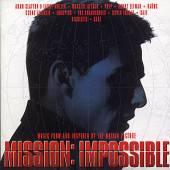 MISSION IMPOSSIBLE  - CD PULP, MASSIVE ATTACK,BJORK,,