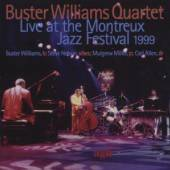 WILLIAMS BUSTER  - CD LIVE AT MONTREUX