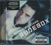 WILLIAMS ROBBIE  - CD RUDEBOX