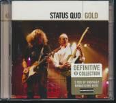 STATUS QUO  - CD GOLD (REMASTERED)