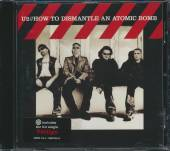 U2  - CD HOW TO DISMANTLE AN ATOMIC BOMB