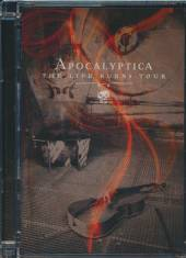 APOCALYPTICA  - DVD LIFE BURNS TOUR