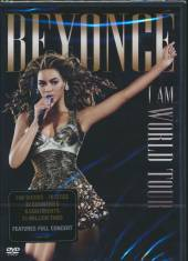 BEYONCE  - DVD I AM...WORLD TOUR