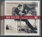 CASH JOHNNY  - 2xCD MAN IN BLACK-VERY BEST OF