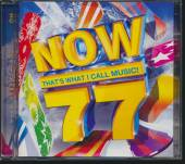 VARIOUS  - 2xCD NOW THATS WHAT I CALL MUSIC 77