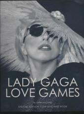 LADY GAGA  - DVD LOVE GAMES