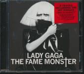LADY GAGA  - CD FAME MONSTER
