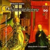 SCHUETZ H.  - CD WEIHNACHTSHISTORIE