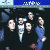 ANTHRAX  - CD UNIVERSAL MASTERS COLLECTION