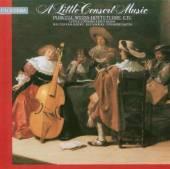 PURCELL/WEISS/HOTTETERRE/  - CD LITTLE CONSORT MUSIC