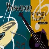 VARIOUS  - CD VANGUARD NEWPORT FESTIVAL SAMP