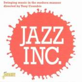 JAZZ INC.  - CD SWINGING MUSIC IN MODERN