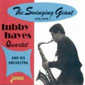 HAYES TUBBY  - 2xCD SWINGING GIANT VOL.1