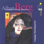 BERG ALBAN  - CD COMPLETE STRING QUARTETS