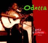 ODETTA  - CD WOMEN IN (E)MOTION