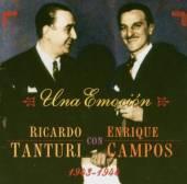 TANTURI RICARDO  - CD UNA EMOCION 1943-1944
