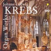 KREBS J.L.  - CD ORGAN WORKS