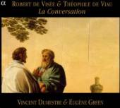 VISEE-VIAU  - CD LA CONVERSATION