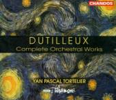 DUTILLEUX H  - 4xCD COMPLETE ORCHESTRAL WORKS