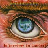 GENTLE GIANT  - CD IN'TERVIEW IN CONCERT