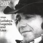 BARE BOBBY  - CD SINGS LULLABYS, LEGENDS &
