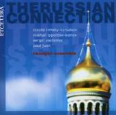 HEXAGON ENSEMBLE  - CD RUSSIAN CONNECTION