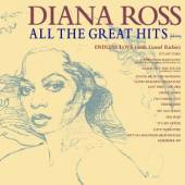 ROSS DIANA  - CD ALL THE GREATEST HITS