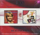 ROLINCOVA DARINA  - 2xCD KEBY SOM BOLA /..
