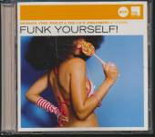 VARIOUS  - CD FUNK YOURSELF! (JAZZ CLUB)