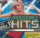 VARIOUS  - 4xCD NO.1 HARD DANCE HITSALBUM