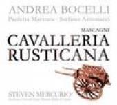 BOCELLI ANDREA  - CD CAVALLERIA RUSTICANA