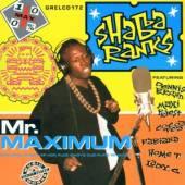 RANKS SHABBA  - CD MR. MAXIMUM