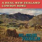 FRANKLIN REX & NOELENE  - CD REAL NEW ZEALAND COWBOY