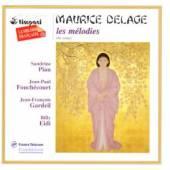 DELAGE M  - CD LES MELODIES