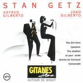 GETZ STAN & JOAO GILBERTO  - CD JAZZ 'ROUND MIDNIGHT